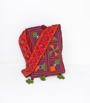 Two Patch Zola bag